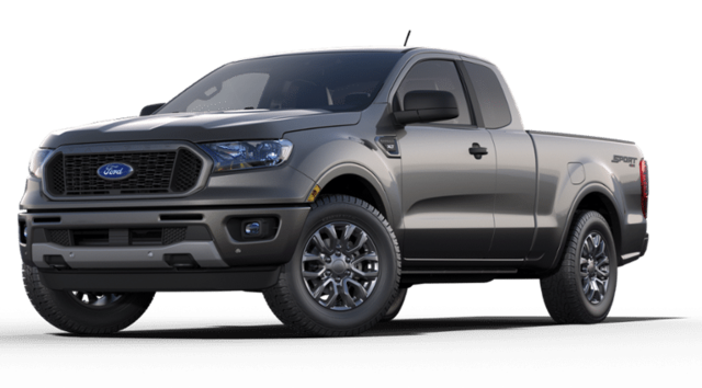 New 2019 Ford Ranger XLT 4WD Supercab 6 Box Extended Cab Pickup in Mahwah